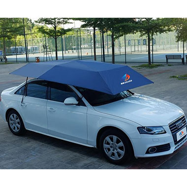 4.5 meters Automatic & Manual  two in one car umbrella