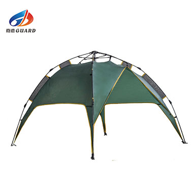 Rain proof UV protection easy set-up 3-person cabin camping