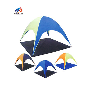 Outdoor UV protection tent