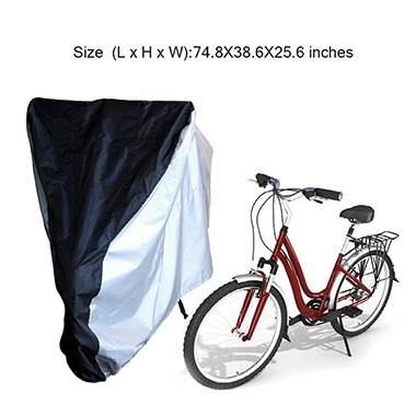 Oxford Protex Stretch Indoor Bicycle Cover