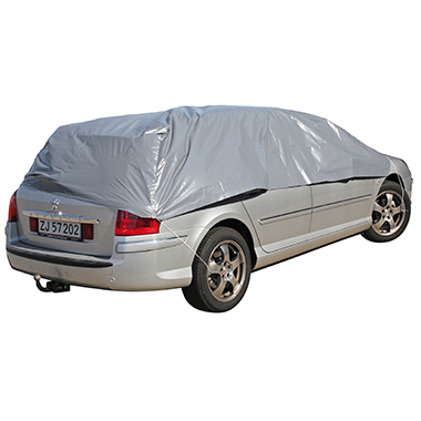 Factory wholesale Polyester Half Car Cover Car Top Cover