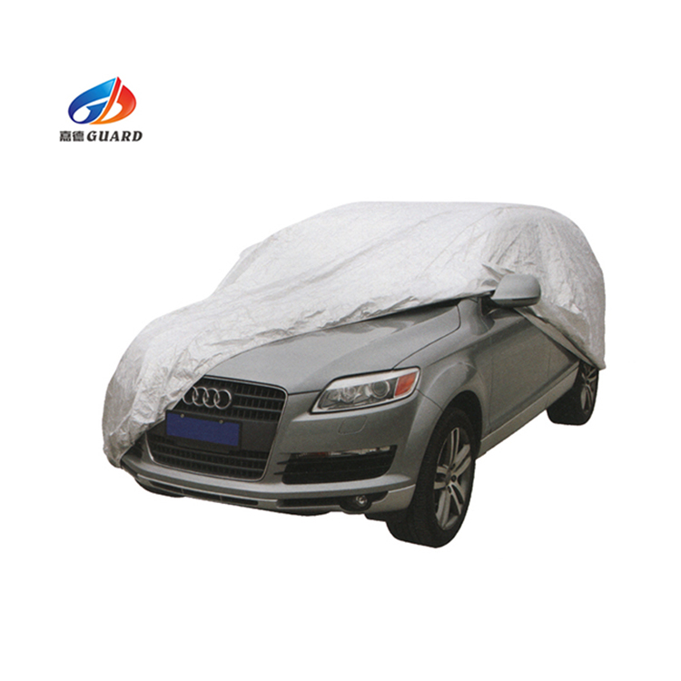 Durable PVC With Cotton Sedan Car Cover SUV MPV Cov